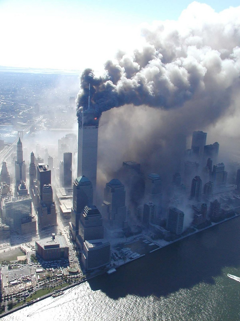 essays over 9/11 Home » essays » an interesting day: president bush's movements and actions on 9/11  president bush had been presiding over [daniels's] reading class last 9/11 .