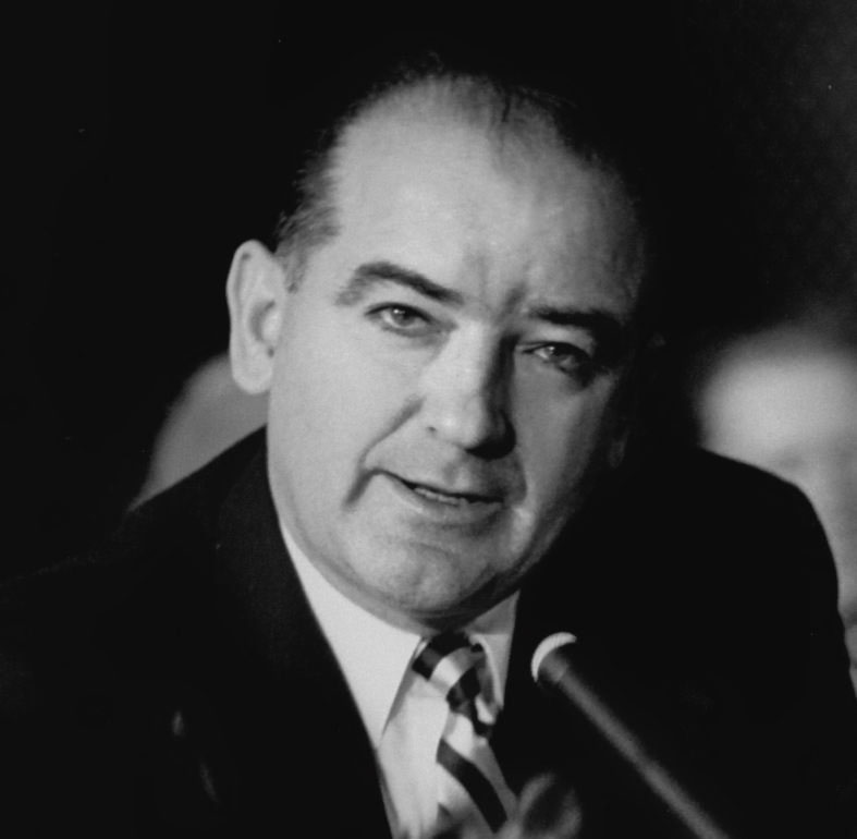 What We Owe Our Parasites | National Vanguard Joseph Mccarthy
