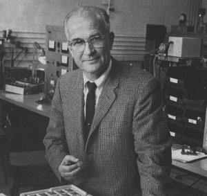 DR. WILLIAM SHOCKLEY