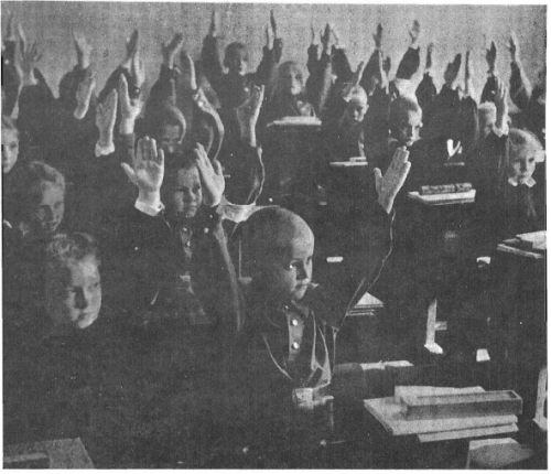 RUSSIAN SCHOOLCHILDREN