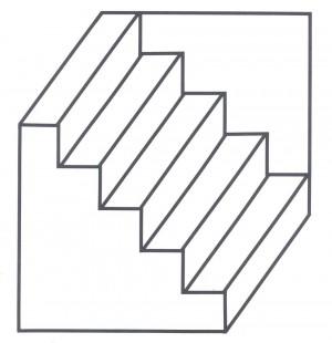 Staircase Illusion