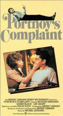 Portnoy's Complaint Poster
