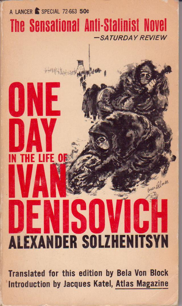 essays on one day in the life of ivan denisovich