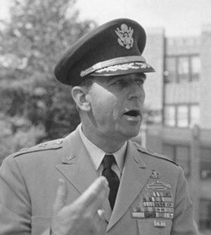Major General Edwin A. Walker