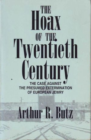 The Hoax of the 20th Century Cover