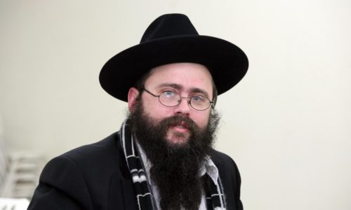 Rabbi Yosef Feldman: 'This was very wrong of me.'