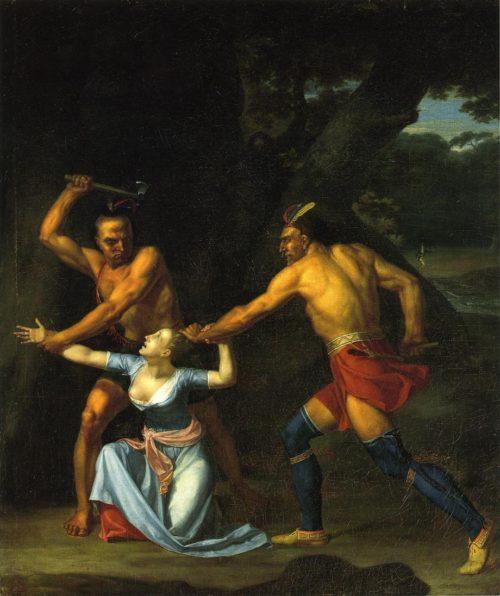 The_Death_of_Jane_McCrea_John_Vanderlyn_1804