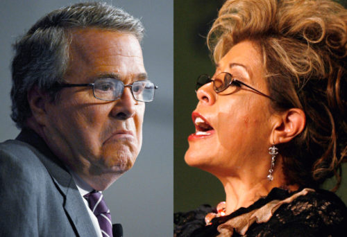 jeb-and-columba-bush