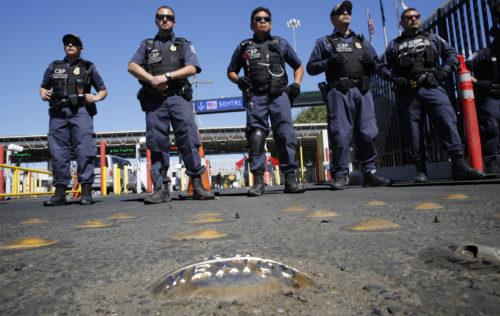 Immigrant Cops