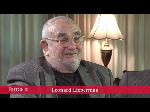 Leonard Lieberman