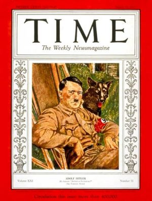 Adolf Hitler Time