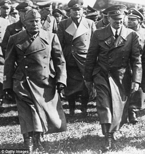 Rise to Power A comparison of Hitler and Mussolini