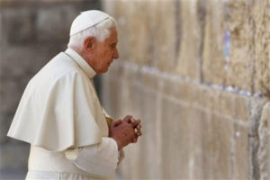 Pope-Benedict-at-the-Kotel