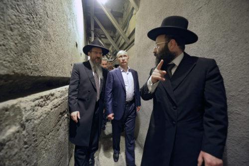 Russian President Vladimir Putin visits Israel