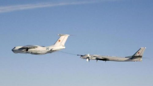 Russian Air force air craft