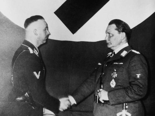 Goring-Himmler-Getty