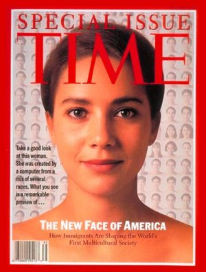 time-face