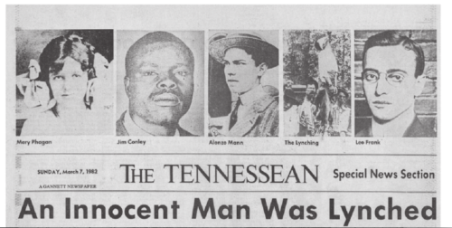 """""""The players"""" from the front page of the Nashville Tennessean"""