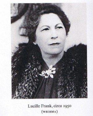 lucille-selig-frank-1950-300x373