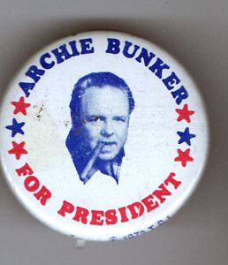 Archie Bunker for President
