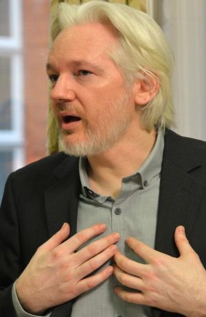 Wanted on warrant ... WikiLeaks founder Julian Assange has not been charged with any offence in Sweden.