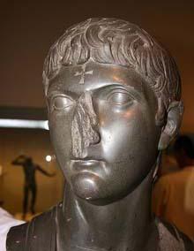 Germanicus defaced