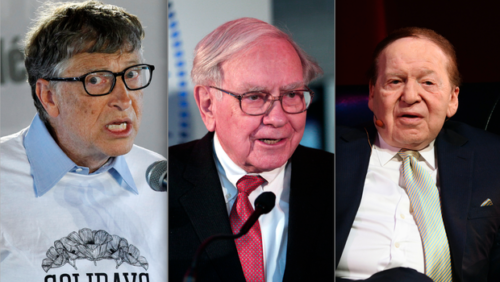 Gates, Buffet, Adelson: They want us to know America needs more immigration.