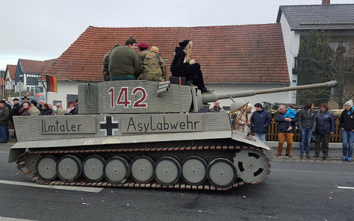 Tiger-tank