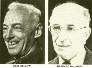 Saul Bellow and Bernard Malamud