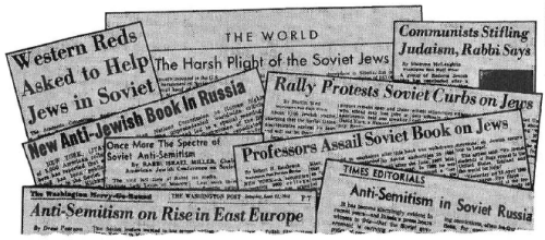 "Jews have been wailing for 25 years about how they are being ""persecuted"" in Russia — just as they were ""persecuted"" in Germany before that, and in Poland, and in Romania, and in Hungary, and in Spain, and...This race of professional martyrs regards any Gentile resistance to Jewish efforts to take over a country as ""persecution."" And there always seem to be plenty of gullible Gentiles in other countries to believe them."
