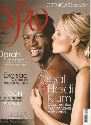 Decadence; just one of many magazines distributed throughout America today that promote and encourage racial mixing