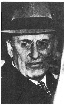 "Henry Morgenthau, secretary of the treasury (1934–1945) and a top adviser to President Roosevelt, formulated the notorious ""Morgenthau Plan"" for the postwar destruction of Germany. Inspired by a Talmudic hatred for the Germans, who had dared to lift their hands against ""God's Chosen People,"" Morgenthau's scheme called for the total destruction of Germany's industry and natural resources and for starving 30,000,000 Germans to death. Thus, Morgenthau hoped for a Jewish revenge against the Germans and the simultaneous delivery of Europe to his Marxist brethren in Moscow. Fortunately, Patton's 1945 warnings finally took hold, and in 1947 the Morgenthau Plan was scrapped."