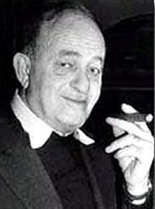 Ultrazionist Hollywood script-writer Ben Hecht