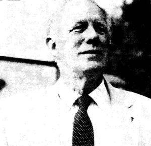 William Pierce Meeting