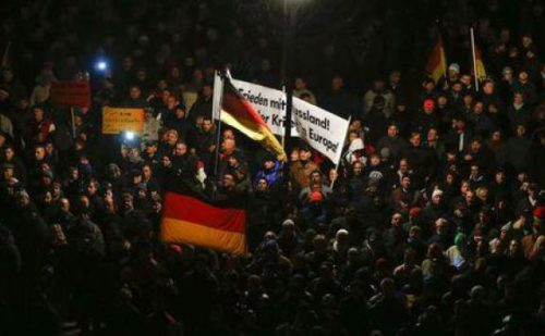 Germany-protests