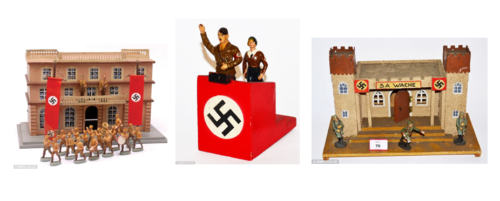 'Sinister' toys of the Third Reich