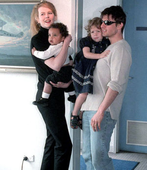 Tom-Cruise-Nicole-Kidman-Connor-Bella