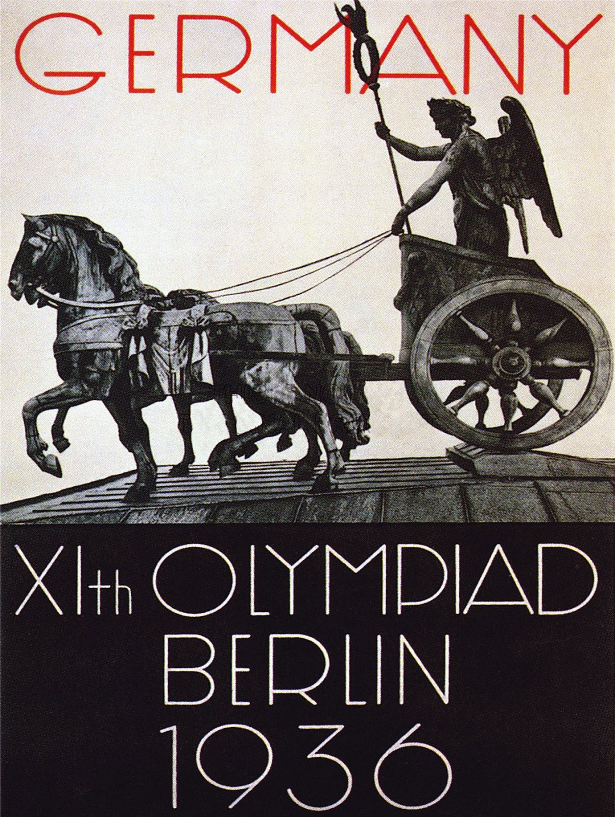 the corruption of 1936 germany olympics essay Playing politics: olympic controversies past and sport have always been intertwined at the olympics his essay puts the politics of the in 1936 (when.