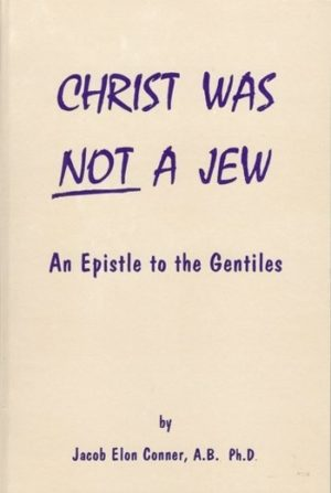 Not a Jew Book