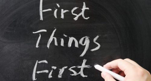 first-things-first