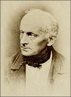 An older Bruno Bauer