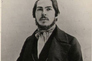 Friedrich Engels at the age of 21