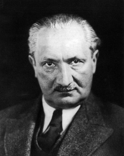 martin heidegger the thing essay Martin heidegger, born in 1889, was an influential german philosopher known for his existential and phenomenological explorations of the question of 'being'.