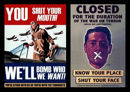 the american war on terrorism Threat to terrorism:  be it the nazi's or japanese during the second world war the war on terror is  the results of the war on terror among the american.