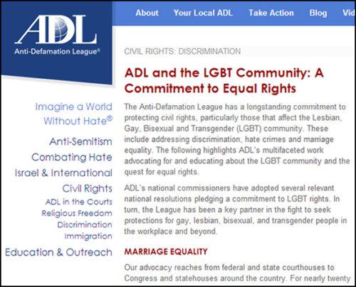 ADL-gayrights