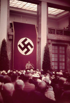 adolf-hitler-speaks-at-the-day-of-german-art-in-munich-july-1939