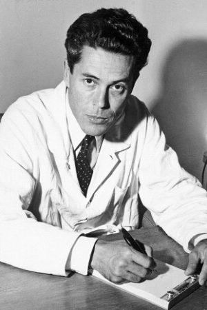 Jacques Monod en 1956.