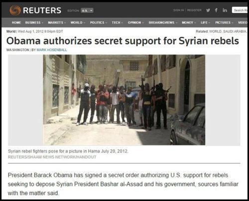 Obama-support-for-rebels-Reuters