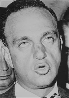 Roy Cohn: His initial fame came from his fateful association with McCarthy; later in life he became known as a spectacularly unethical New York attorney and homosexual habitué of Manhattan's Studio 54 discotheque.
