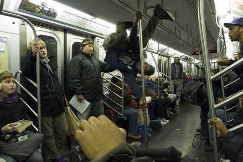 Dindu NY Subway